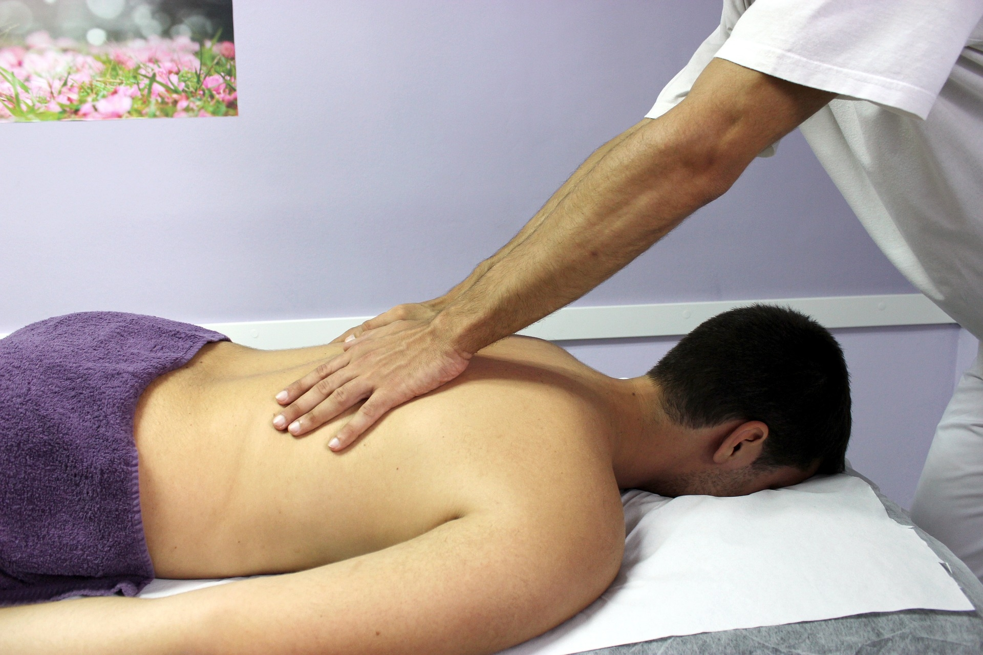 Massage Abhyanga
